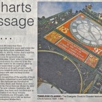 The article from the Chester Chronicle which was published on 26th Dec. 2013.